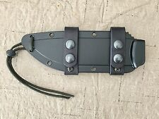 ESEE 6 Leather Scout Carry Straps Sheath Not Included