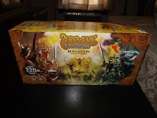 ARCANE LEGIONS COLLECTABLE MINIATURES GAME, 2 PLAYER STARTER, NEW IN BOX, 2009