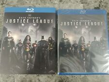 New listing Zack Snyder's Justice League (Blu-ray, 2021) New with slipcover