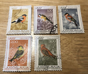 Yugoslavia Stamps. 1968