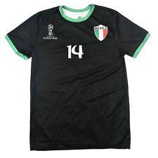 Javier Hernandez Chicharito Soccer Football Jersey Mexico National Team #14 Sz S