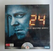 24 DVD Board Game by Parker Brothers *Rated MA 15+ years  2+ Players