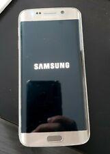 Samsung Galaxy S6 Edge SM-G925F - 32 Go - Or (Désimlocké)