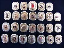 26 USSR Russia  Ice Hockey Olympic Games Metal Pin Badge Lapel Set