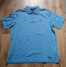 More details for glenmuir the belfry golf polo mens size medium mercerised cotton