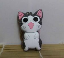 Kawaii Japanese Animation Chi's Sweet Home Cute Cat PVC Keychain Mascot