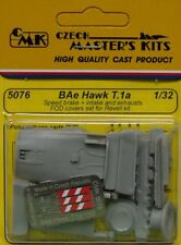 CMK 1/32 BAe Hawk T.1a Speed Brake w/ Intake & Exhausts, FOD Covers set # 5076