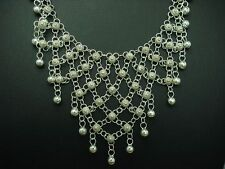 925 Sterling Silver Collier/Real Silver/46,0cm/31,6g