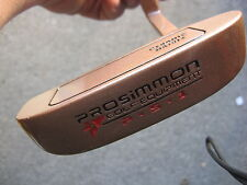 Prosimmon putter P.S.1. Right Hand. Used. Restored Head. Good Grip. 3175