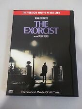 The Exorcist: The Version Youve Never Seen (DVD, 2000)