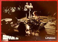 SPACE 1999 - Card #25 - Lifeless - Unstoppable Cards Ltd 2015