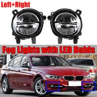 Fog Light Lamp Left + Right Side For BMW F20 F30 F22 F32 320i 328i 335i NEW