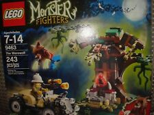 LEGO Monster Fighters -The Werewolf 9463 NIB boys/girls 7-11