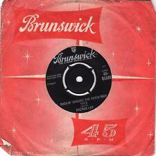 BRENDA LEE....ROCKIN' AROUND THE CHRISTMAS TREE...BRUNSWICK..UK..45