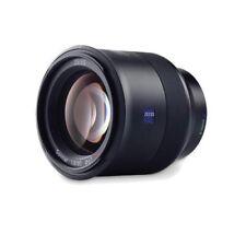 Carl Zeiss Batis 85mm f/1.8 Lens for Sony E Mount Brand New Best