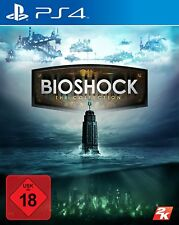 PS4 Spiel BioShock - The Collection mit BioShock 1 + 2 + Infinite NEUWARE
