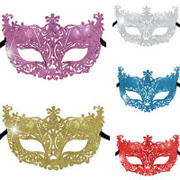 Lady  Lace Eye Mask Masquerade Ball Costume Party Fancy Dress Carnival SEAU