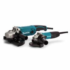 Makita DK0056Z1/2 720W 240V 230mm/115mm Twin Pack Corded Angle Grinder - Blue