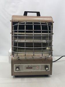 Markel 198-TN Neo-Glo Fan-Glo Heetaire 1650W Portable Electric Heater Works