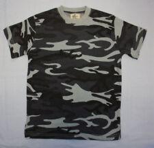 T-shirts, débardeurs et chemises bleus sans marque à longueur de manche manches courtes pour garçon de 2 à 16 ans