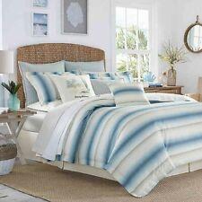 Tommy Bahama La Prisma Stripe King Comforter Set