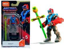 Mega Construx Heroes Series 5 Stratos figure Masters of the Universe NIP HTF!