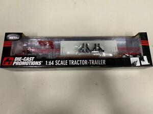 "DCP 33712 ""Lefebvre"" KW T800 Lowboy w/Load 1:64 Die-cast Promotions First Gear"