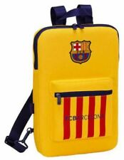 FC Barcelona Official 15.6'' Laptop Bag School Bag Travel Rucksack