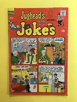 JUGHEAD'S JOKES #1 Guitar Blues and Belly Surfer! Archie Silver Age 1967 Key
