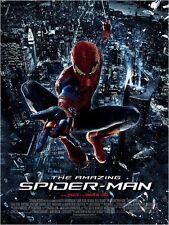 Affiche Pliée 120x160cm THE AMAZING SPIDER-MAN 2012 Garfield, Emma Stone NEUVE