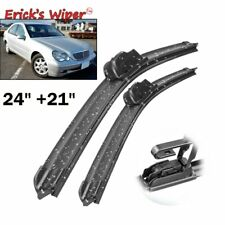 """Front Windshield Wiper Blades For Mercedes-Benz C-Class W203 2000-2003 02 24""""21"""""""