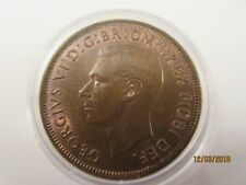 1951 King George VI penny gEF/aUnc