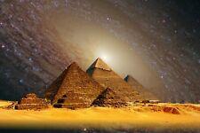 Giza Pyramid Ancient Egypt HD POSTER