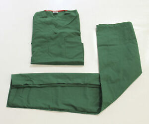 Medline Women's Angelstat Top And Pants Scrub Set JB9 Multicolor Size XL