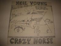 Neil Young & Crazy Horse: Zuma  LP, 180 Gramm Vinyl