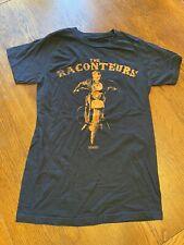 The Raconteurs Slim Fit Graphic Shirt Sz S