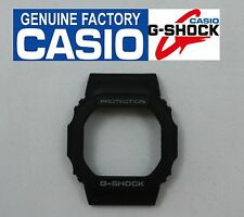 CASIO GW-5600J Original G-Shock BEZEL Black Case Cover Shell