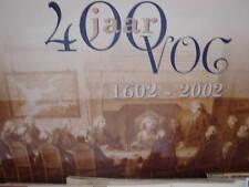 NEDERLAND      400  JAAR  VOC  COMPLETE SERIE MET  DOOS
