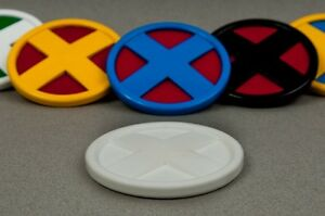X-men cosplay badge symbol insignia emblem (Small) wolverine xmen costume