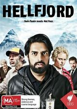 Hellfjord (DVD, 2013) Brand New  Region Free