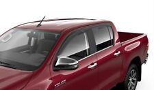 Genuine Toyota Hilux 2016+ DOPPIA CABINA finestra deflettori del vento-pc162-0k003