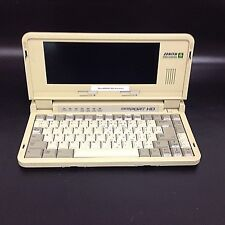 Vintage Zenith Data Systems Minisport HD ZL-1HF Laptop Computer