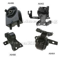 G246 For 99-03 Mazda Proege 1.6L Engine Motor Mounts Trans Mounts Set