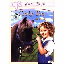 Curly Top - UK Region 2 Compatible DVD  Shirley Temple, John, Irving Cummings