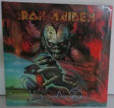 Iron Maiden Virtual XI LP Vinyl Record new 2017 reissue European press