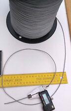 1.8MM X30M Silver Dyneema® Fiber Synthetic Fishing/Winch/Yacht Marine rope 350kg