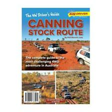 Canning Stock Route 4WD Guidebook 1st Edition 144 pages