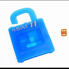 Superb R-SIM11 IOS10.X Unlocking Card LTE 4G Cloud Card iPhone For 7P/7/6/6s/5