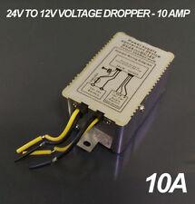 10A 24v To 12v DC Step Down Voltage Dropper 10A Max Current TRUCK / HGV