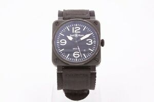 Bell & Ross BR 03-92 Black Matte Box and Papers 2008